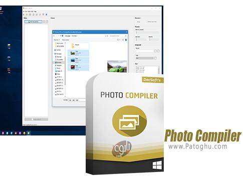 دانلود Photo Compiler برای ویندوز