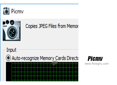 دانلود Picmv برای ویندوز