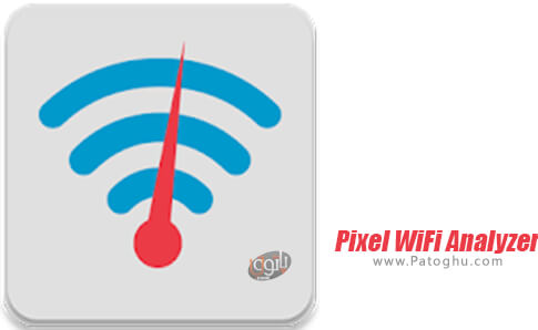 دانلود Pixel WiFi Analyzer برای اندروید