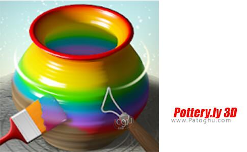 دانلود Potteryly 3D برای اندروید
