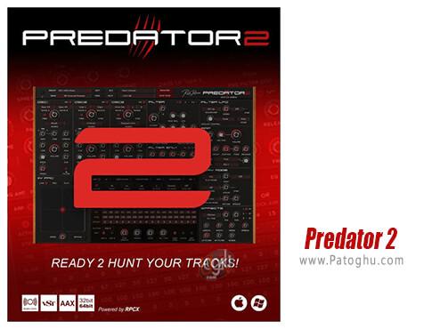 دانلود RPCX Rob Papen Predator برای ویندوز