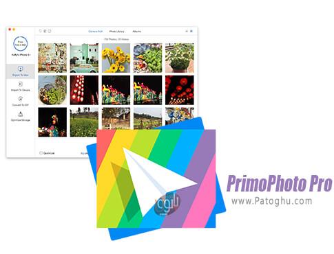 دانلود PrimoPhoto Pro برای ویندوز