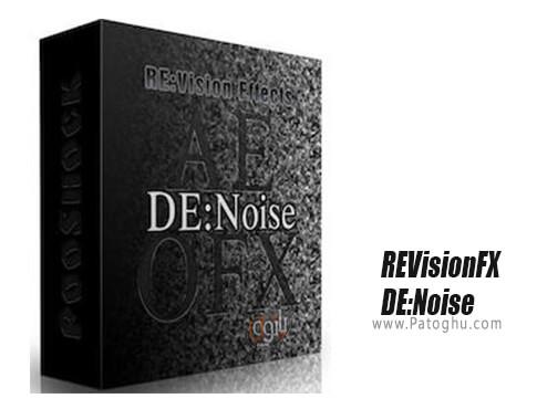 دانلود REVisionFX DE:Noise for OFX برای ویندوز