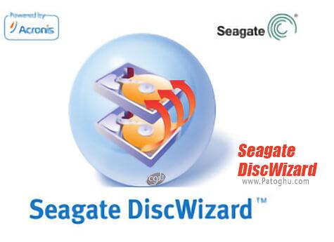 دانلود Seagate DiscWizard برای ویندوز