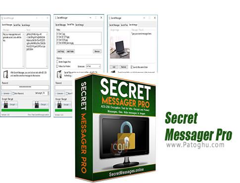 دانلود Secret Messager Pro برای ویندوز