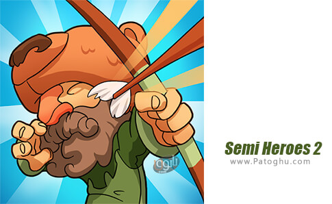 دانلود Semi Heroes 2 برای اندروید