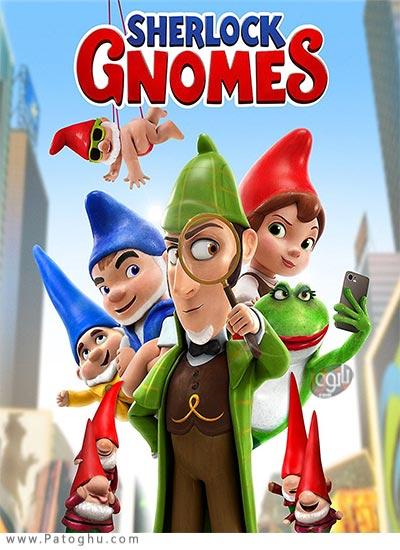 دانلود Sherlock Gnomes