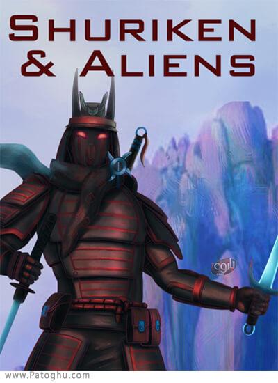 دانلود Shuriken and Aliens برای اندروید