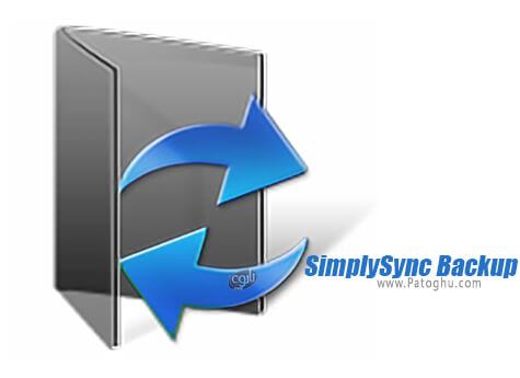 دانلود SimplySync Backup برای ویندوز