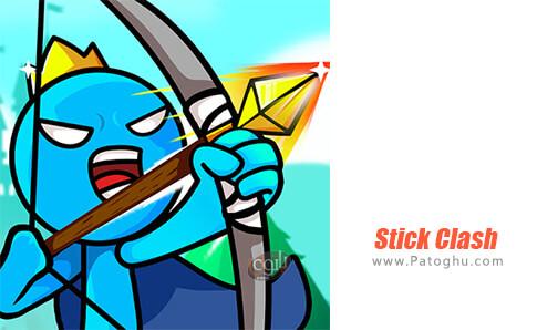 دانلود Stick Clash برای اندروید