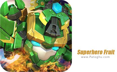 دانلود Superhero Fruit برای اندروید