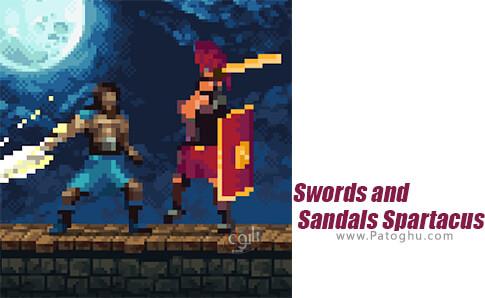 دانلود Swords and Sandals Spartacus برای اندروید