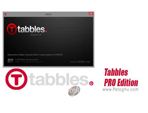 دانلود Tabbles PRO برای ویندوز