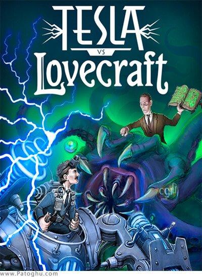 دانلود Tesla vs Lovecraft برای ویندوز