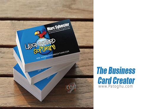 دانلود the business card creator برای ویندوز