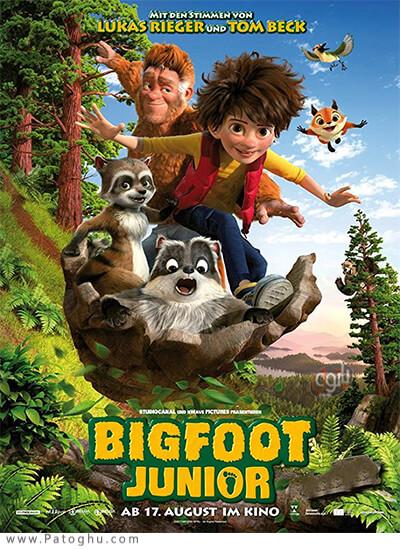 دانلود The Son of Bigfoot