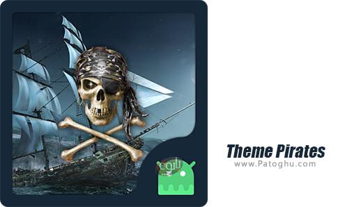دانلود Theme Pirate برای اندروید