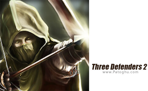 دانلود Three Defenders برای اندروید