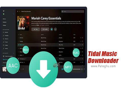 دانلود Tidal Music Downloader برای ویندوز