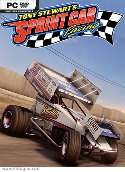 دانلود Tony Stewart's Sprint Car Racing برای ویندوز