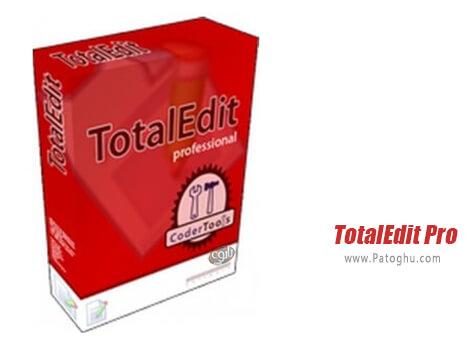دانلود TotalEdit Pro برای ویندوز کامپیوتر