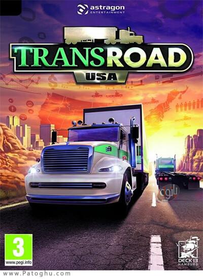 دانلود TransRoad: USA برای ویندوز