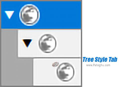 دانلود Tree Style Tab برای ویندوز