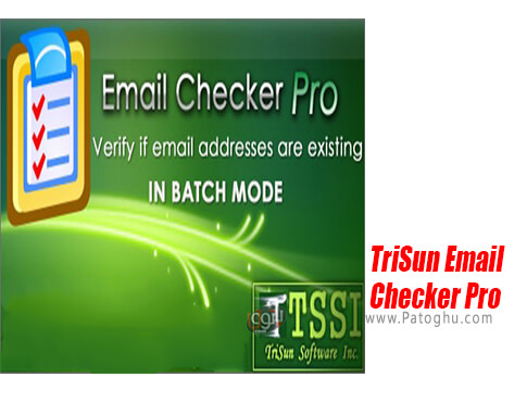 دانلود TriSun Email Checker Pro برای ویندوز