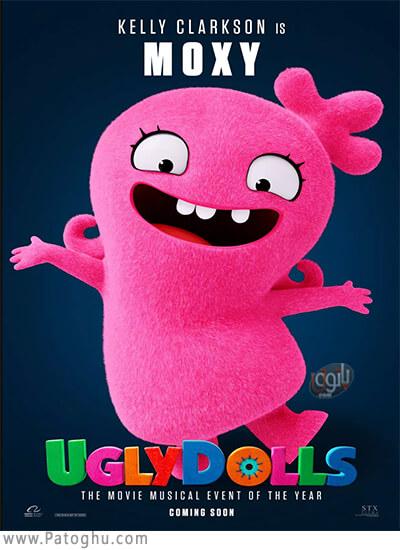 دانلود انیمیشن UglyDolls