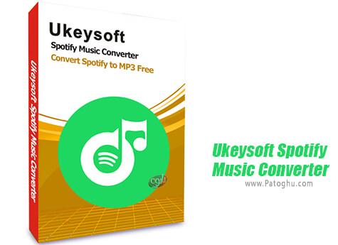 دانلود Ukeysoft Spotify Music Converter برای ویندوز