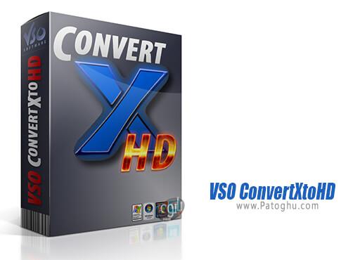 دانلود VSO ConvertXtoHD برای ویندوز