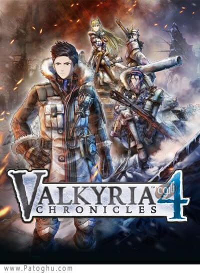 دانلود Valkyria Chronicles 4 برای ویندوز