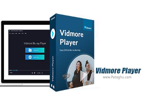 دانلود Vidmore Player برای ویندوز