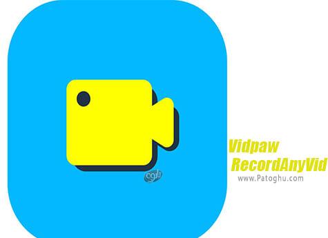 دانلود Vidpaw RecordAnyVid برای ویندوز