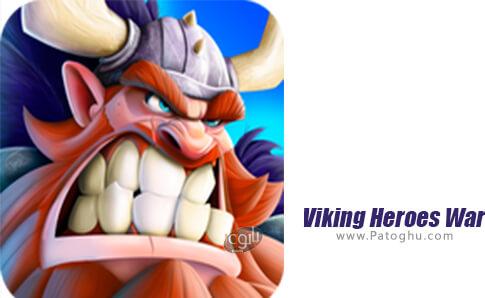 دانلود Viking Heroes War برای اندروید