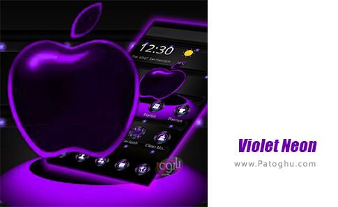 دانلود Violet Neon برای اندروید