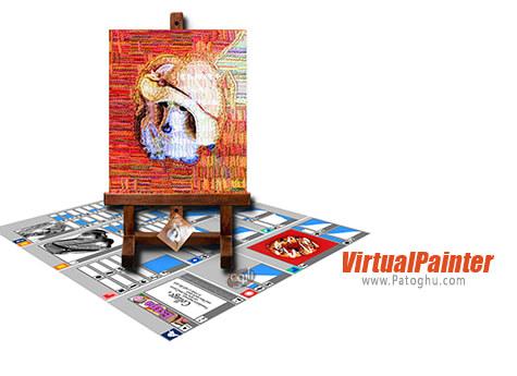 دانلود VirtualPainter برای ویندوز