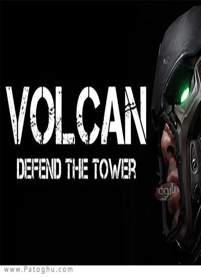 دانلود Volcan Defend the Tower برای ویندوز