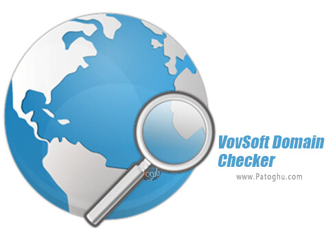 دانلود VovSoft Domain Checker برای ویندوز