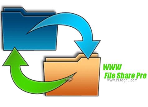 دانلود WWW File Share Pro برای ویندوز