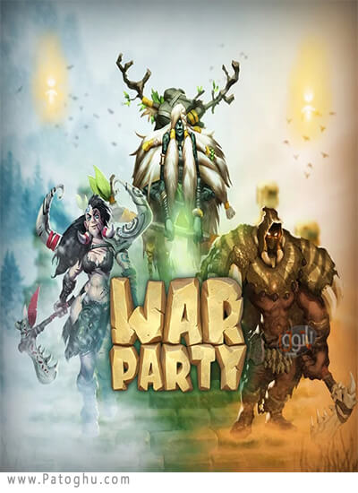 دانلود Warparty برای ویندوز