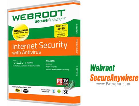 دانلود Webroot SecureAnywhere برای ویندوز