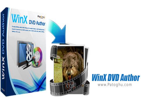 دانلود WinX DVD Author برای ویندوز