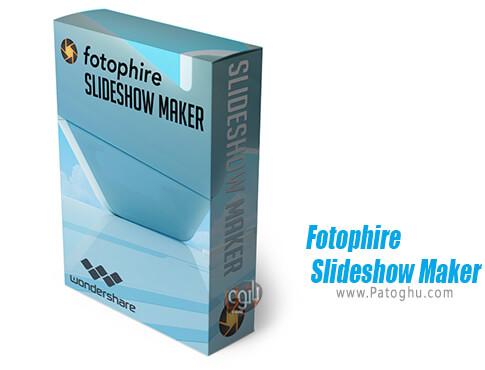 دانلود Wondershare Fotophire Slideshow Maker برای ویندوز