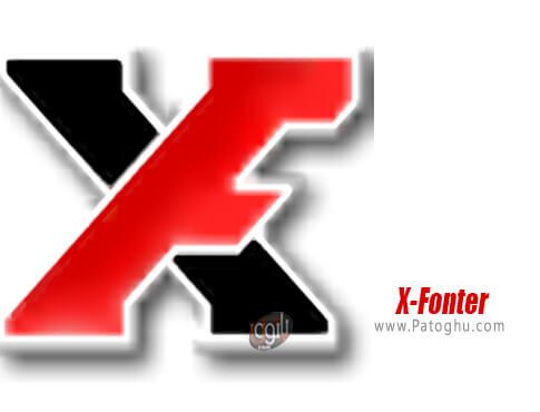 دانلود X-Fonter برای ویندوز
