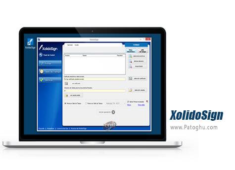 دانلود XolidoSign برای ویندوز