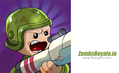 دانلود ZombsRoyale.io برای اندروید