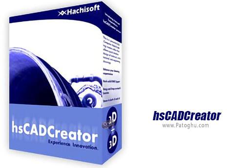 دانلود hsCADCreator برای ویندوز