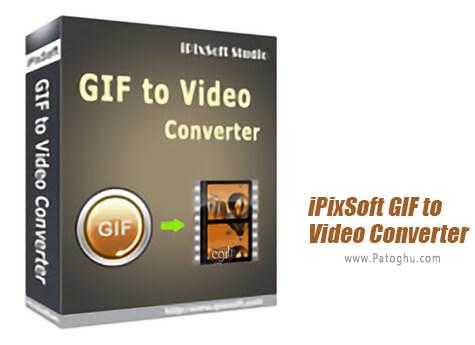 دانلود iPixSoft GIF to Video Converter برای ویندوز