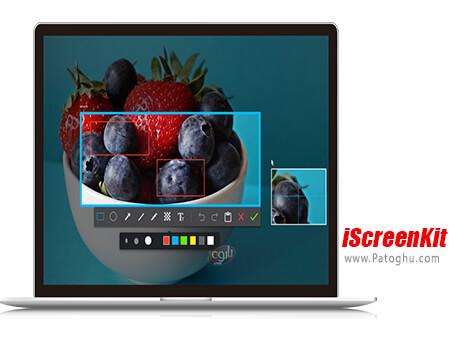 دانلود iScreenKit برای ویندوز